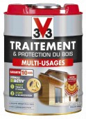 Скриншот к товару: V33 Traitement and Protection Du Bois Multi Usages (25 л)